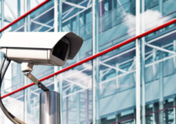 Night-time Secret Security Camera System