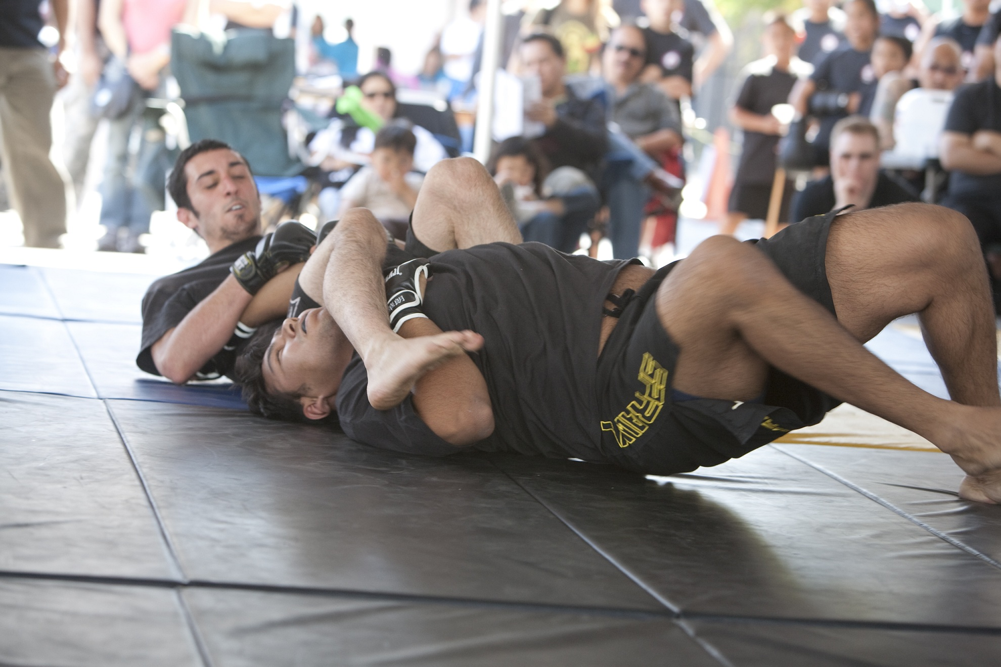 The Advantages of Brazilian jiu jitsu