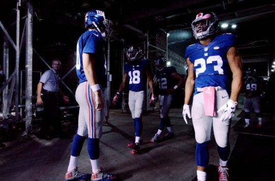 The Great Football Team: 'New York Giants'