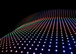 Laser Light Shows in the Cities